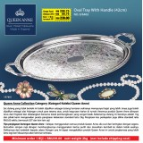 Oval Tray With Handle (42cm)
